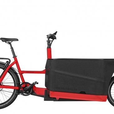 Energy saving trust e-cargo bike scheme