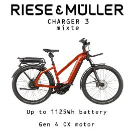 Charger 3 mixte