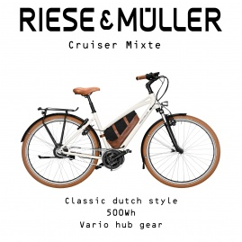 Cruiser Mixte