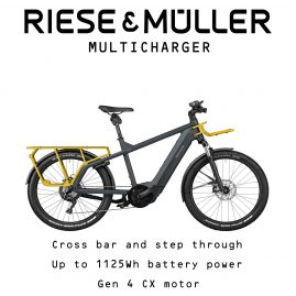 Multicharger